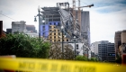 Se derrumba hotel en construcción en Nueva Orleans