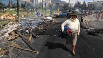 Lourdes Tibán: Históricamente los indígenas hemos tenido que protestar para ser escuchados