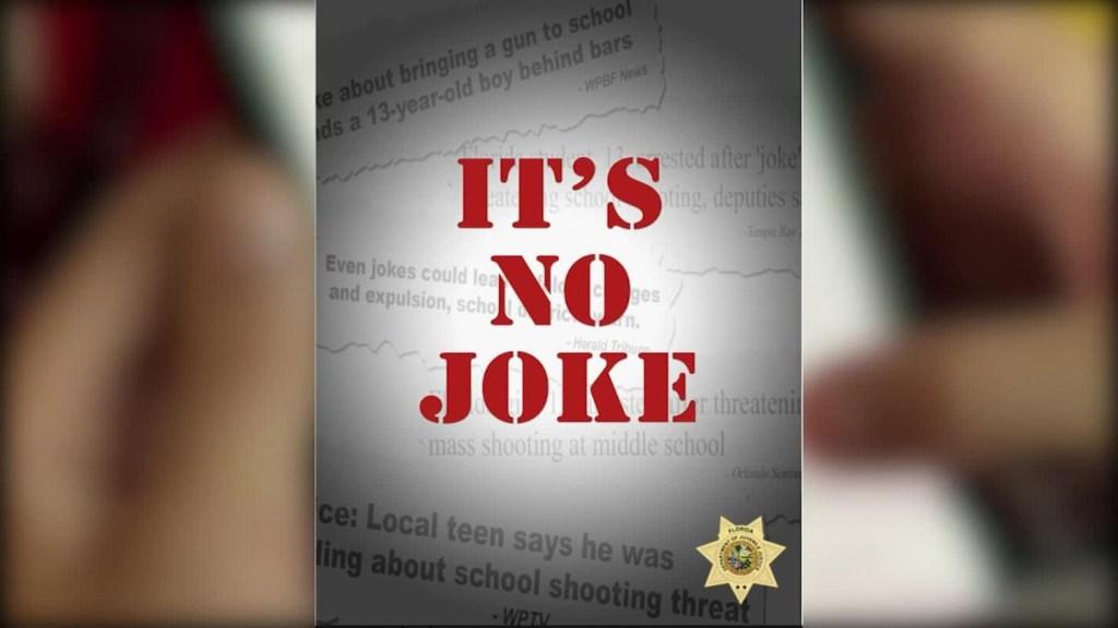 Preocupación por amenazas en escuelas de Florida