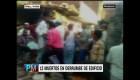 Varios muertos en India tras el colapso de un edifico