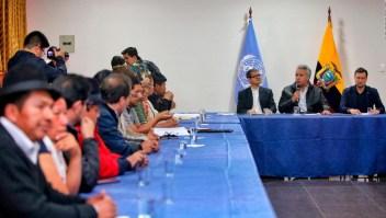 Acuerdo en Ecuador: ¿se resuelve el problema?
