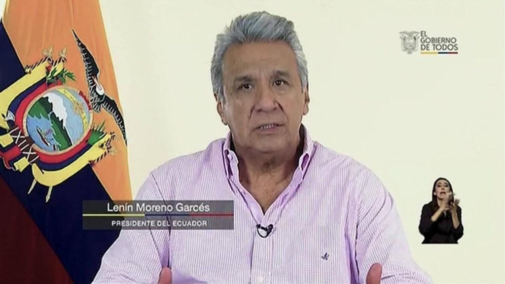 Gobierno de Ecuador deja sin efecto alza de combustibles