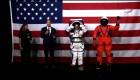 Así se ven los nuevos trajes espaciales de la NASA