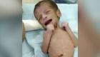 Enterraron viva a una bebé de cuatro días