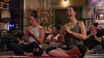 """¿Conoces el """"yoga contra la ira""""?"""