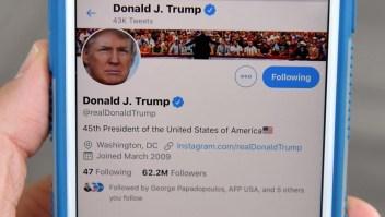 ¿Por qué Twitter no suspende la cuenta de Trump?