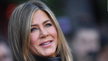 La reacción de Jennifer Aniston a su éxito en Instagram