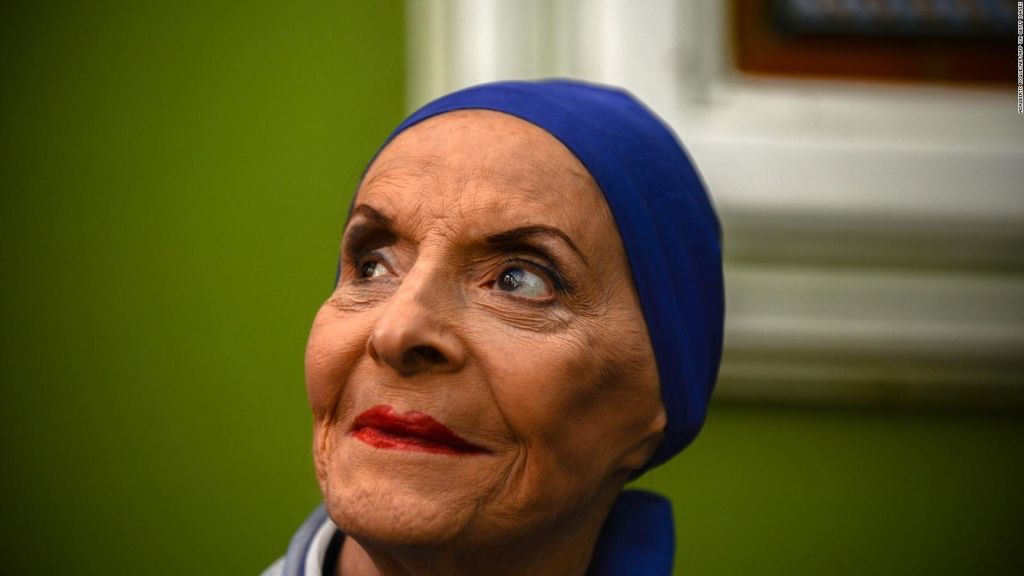 Alicia Alonso: The dancer wants to be in the whole world
