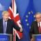 Confirman acuerdo para el brexit