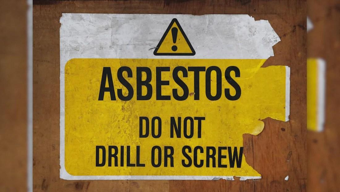 ¿Cuáles son los peligros del asbesto?