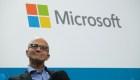 CEO de Microsoft recibe un aumento de 66%