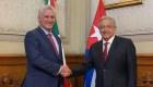 ¿Para qué se reunieron Díaz-Canel y López Obrador?