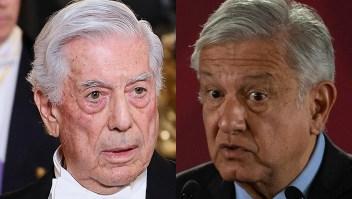 AMLO le responde a Vargas Llosa