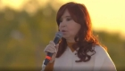 "Cristina F. de Kirchner: ""Hay mucho 'machirulo' suelto"""