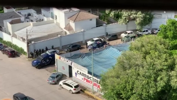 """Detienen a un hijo del """"Chapo"""" Guzmán"""