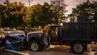 Violenta refriega causa pánico en Culiacán