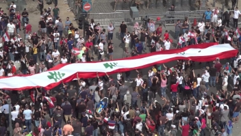 Beirut: segundo día de intensas manifestaciones