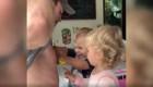 El tierno video de Enrique Iglesias con sus hijos