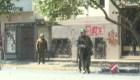 Enfrentamientos no cesan en Santiago