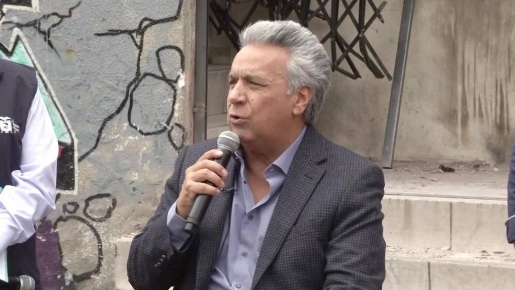 Gobierno de Ecuador denuncia presunta amenazas