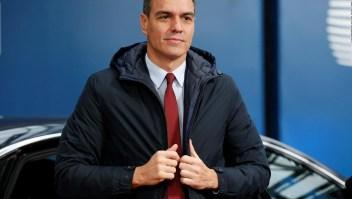 Pedro Sánchez visitó Cataluña