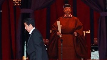 Japón: Naruhito es el nuevo emperador