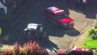Reportan tiroteo con un herido en secundaria de California