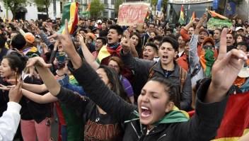 Suspenso electoral en Bolivia
