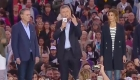 "Macri: ""No podemos caer en falsos espejismos"""