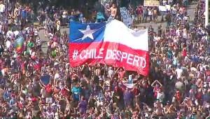 Lo que hay detrás de las protestas en Chile