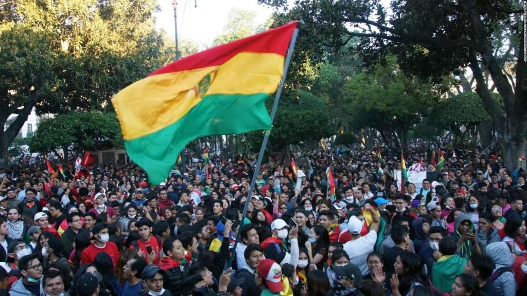 Organizaciones cívicas realizan paro en Bolivia