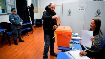 ¿Quiénes son los candidatos a la presidencia en Uruguay?