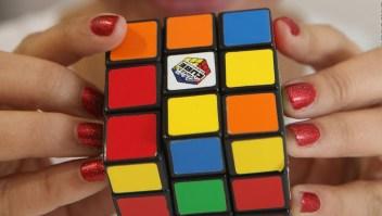 El cubo de Rubik sin protección de marca