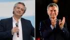 Argentina: Macri y Fernández cierran sus campañas