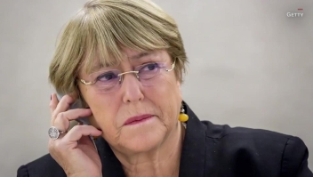 Bachelet pide a manifestantes protestar pacíficamente