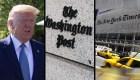 Sugieren cancelar suscripciones a The New York Times y Washington Post