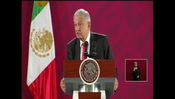Presidente de México habla sobre liberados en el barrio tepito