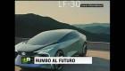 La visión de Lexus para el auto del futuro