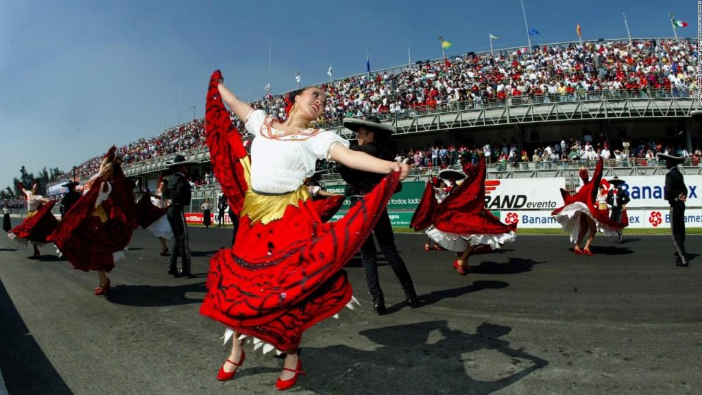 México recibe a los Grandes de la Fórmula 1