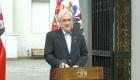 Presidente de Chile pide la renuncia de los miembros de su gabinete