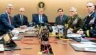Pelosi sobre al-Baghdadi: Trump notificó a Rusia pero no al Congreso