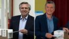 Argentina: el voto de los principales candidatos