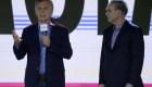 Macri reconoce la victoria de Fernández