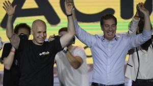 Horacio Rodríguez Larreta obtuvo la reelección en Buenos Aires