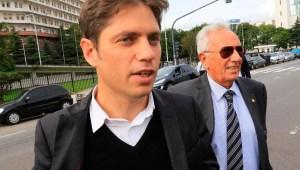Kicillof critica las políticas económicas de Macri
