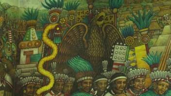 México recuerda la conquista española