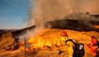California, incendios provocan devastación y evacuaciones