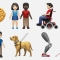 Emojis inclusivos de Apple