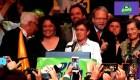 Claudia López, la candidata que hizo historia en Colombia