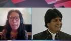"""Dirigente indígena: """"Evo está reprimiendo al pueblo"""""""